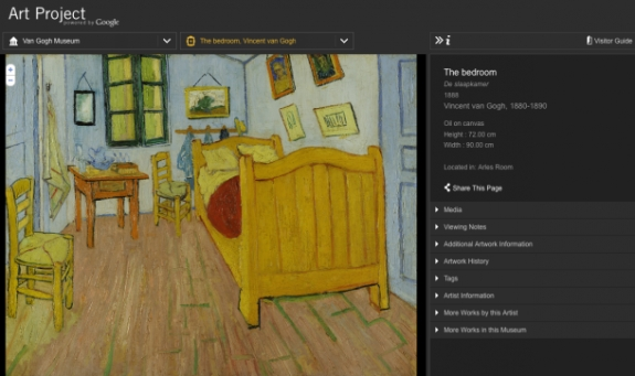 Last week, Google unveiled Art Project, an effort to bring works from 17 of the great museums of the world to a global audience.