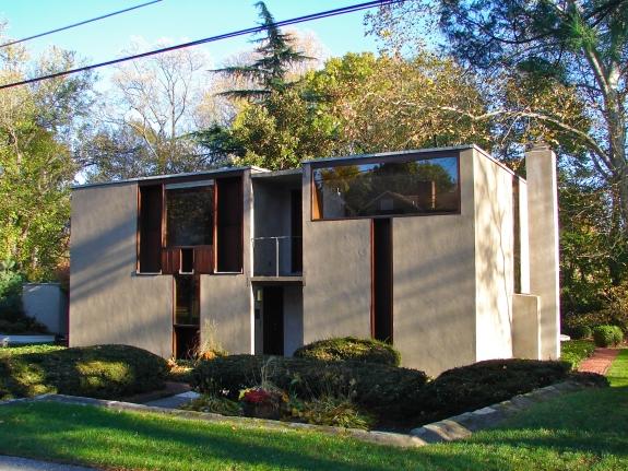 The Margaret Esherick House.