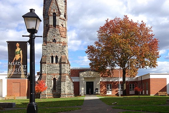 Amherst College's Mead Art Museum.