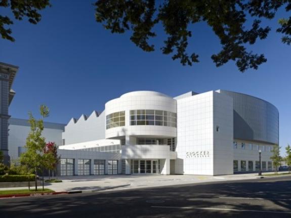 Crocker Art Museum completes 125,000 sq ft expansion