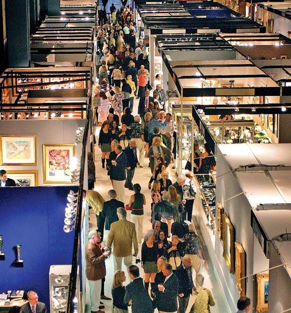8th Annual Palm Beach  Jewelry, Art & Antique Show