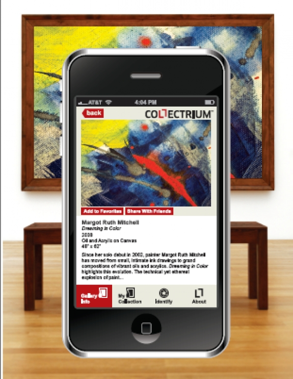 A New App, Which Recognizes Art, Set to Transform the Art Fair Experience