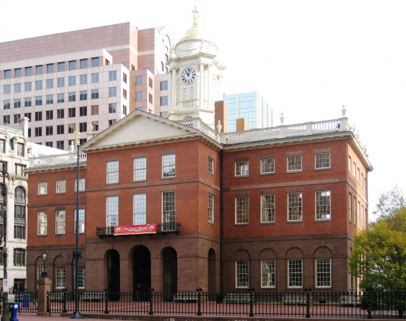 The Hartford State House.
