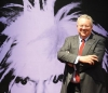 Six-million dollar man: Sotheby's chief executive William Ruprecht
