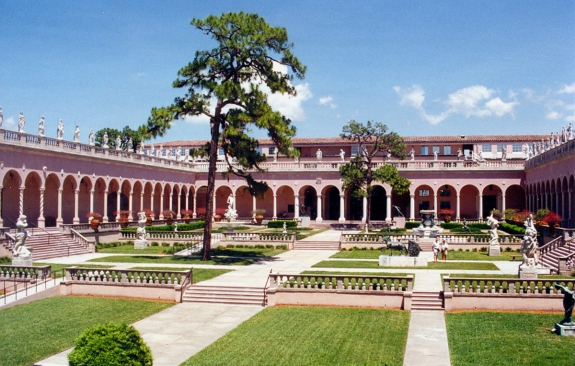The Ringling Museum of Art.