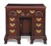 18th Century Mahogany Bureau Table Achieves a Stunning $5.7 Million at Christie's New York