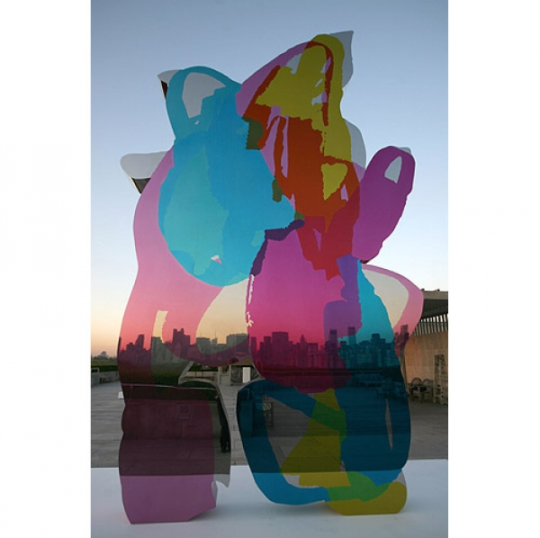 Jeff Koons will Create a Sculpture for the City of Sacramento