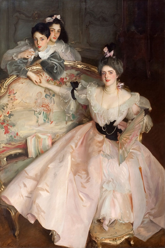 John Singer Sargent's 'Mrs. Carl Meyer and Her Children.'