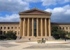 The Philadelphia Museum of Art.