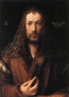 A self-portrait by Albrecht Durer.