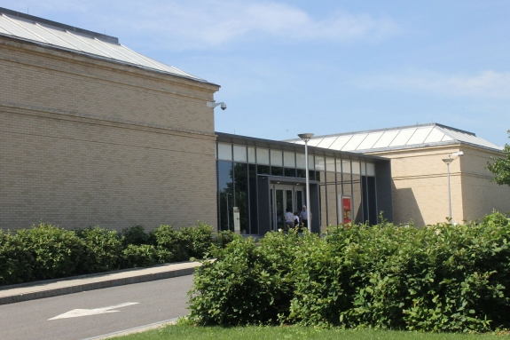 The Currier Museum of Art.