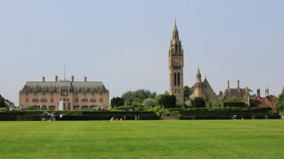 Eaton Hall.
