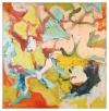 "Willem de Kooning, Montauk III, 1969, oil on paper laid on canvas, 72-1/2"" x 70-1/2"""
