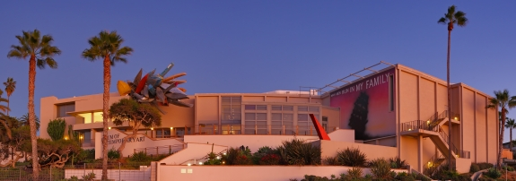 The Museum of Contemporary Art San Diego.