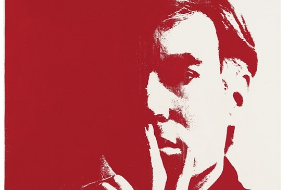 Andy Warhol's 'Self-Portrait' (1967) is estimated at £3 million - £5 million.