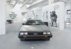 Artists Space brought a DeLorean to last year's inaugural Independent.