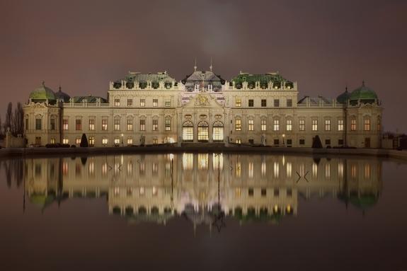 The Belvedere Museum.
