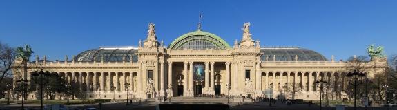 The Grand Palais.