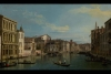 Canaletto&#039;s &#039;For the Grand Canal in Venice fom Palazzo Flangini to Campo San Marcuola,&#039; circa 1738.