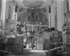 Looted art during World War II.