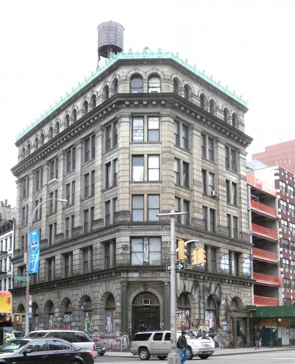 190 Bowery.