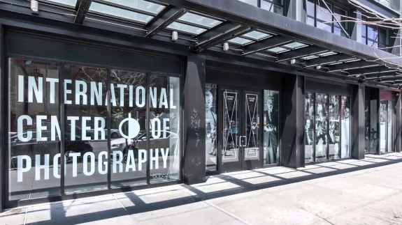 The International Center of Photography.