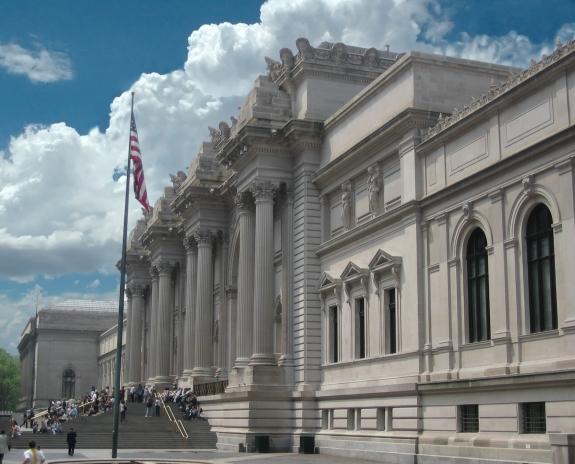 The Metropolitan Museum of Art.