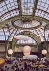The Biennale des Antiquaires will be held at the Grand Palais.