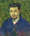 Vincent van Gogh's portrait of Felix Rey.