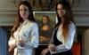 Italian princesses Natalia, left, and Irina Strozzi