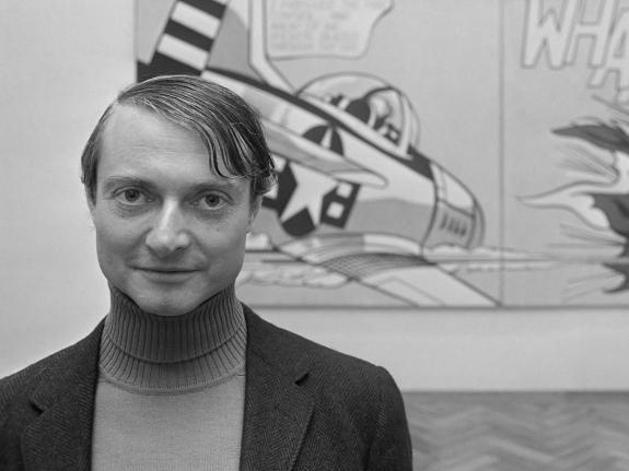 Roy Lichtenstein, 1967.