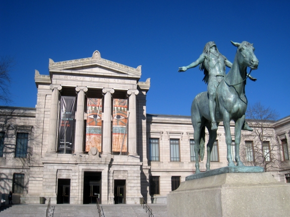 The Museum of Fine Arts, Boston.