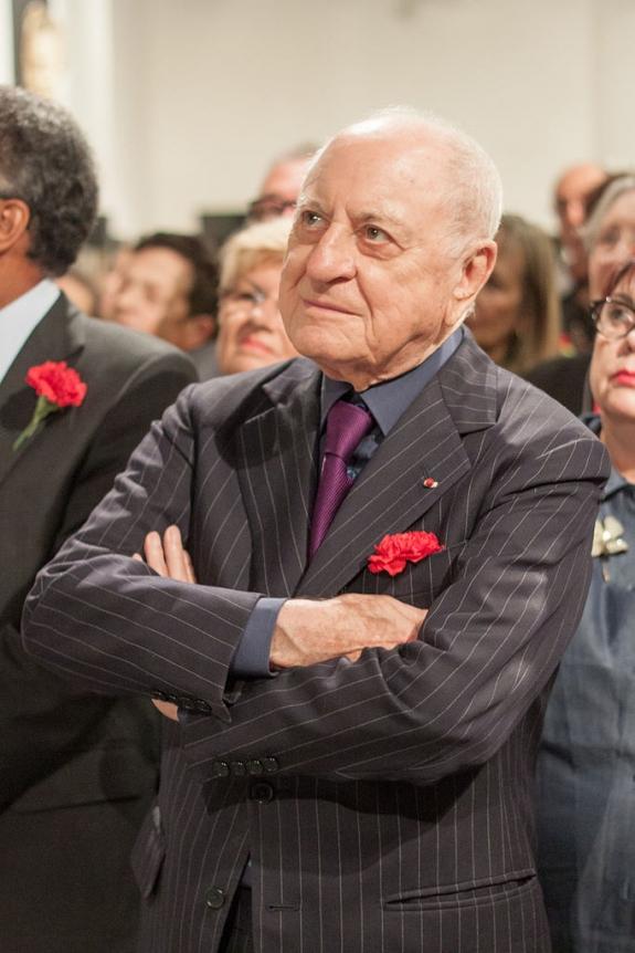 Pierre Bergé.
