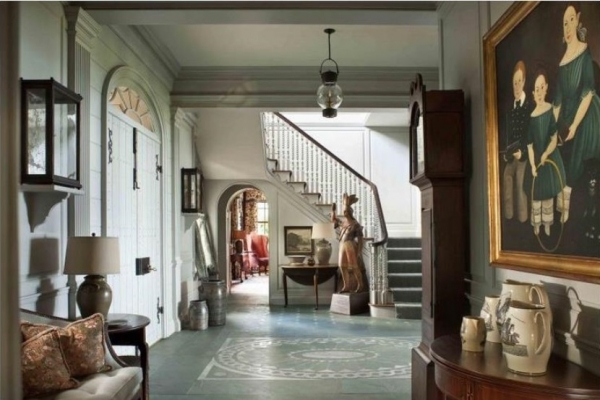 Interiors By Bell Guilmet Associates Architecture John B Murray Architect