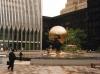 Fritz Koenig's 'Sphere for Plaza Fountain.'