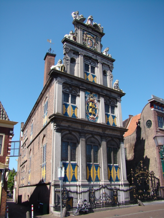 The Westfries Museum.