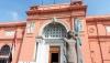 Restoration work begins at Egyptian Museum