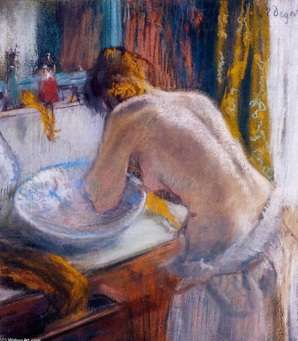 Degas and the Nude, First Museum Exhibition Dedicated Exclusively ...
