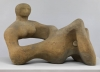 Henry Moore&#039;s &#039;Recumbent Figure,&#039; 1938.