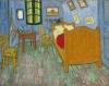 'The Bedroom' by Vincent van Gogh, 1889.