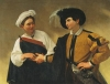 The Speed Art Museum Brings Rare Caravaggio Masterpiece to America the Fortune Teller on View for a Limited Time, May 18 through June 5, 2011
