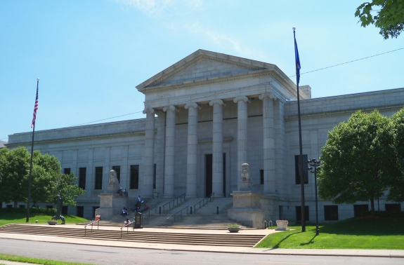 The Minneapolis Institute of Art.