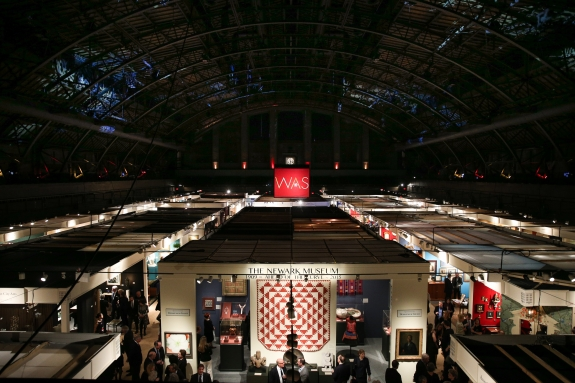 The 2015 Winter Antiques Show