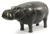 Hippopotamus bar by Francois-Xavier Lalanne, $482,500. Sotheby's.