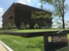 Exterior of the museum. National Museum of African American History and Culture.