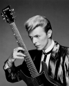 Musician and cultural icon, David Bowie.