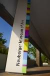 The Neuberger Museum of Art.
